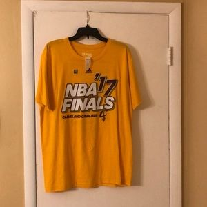 Adidas Cleveland Cavaliers 2017 NBA Finals T-Shirt